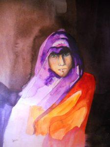 'Hazaq' by Ineke Hopgood